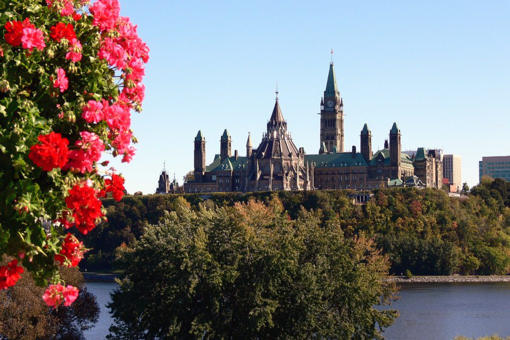 Ottawa, the Capital of Canada