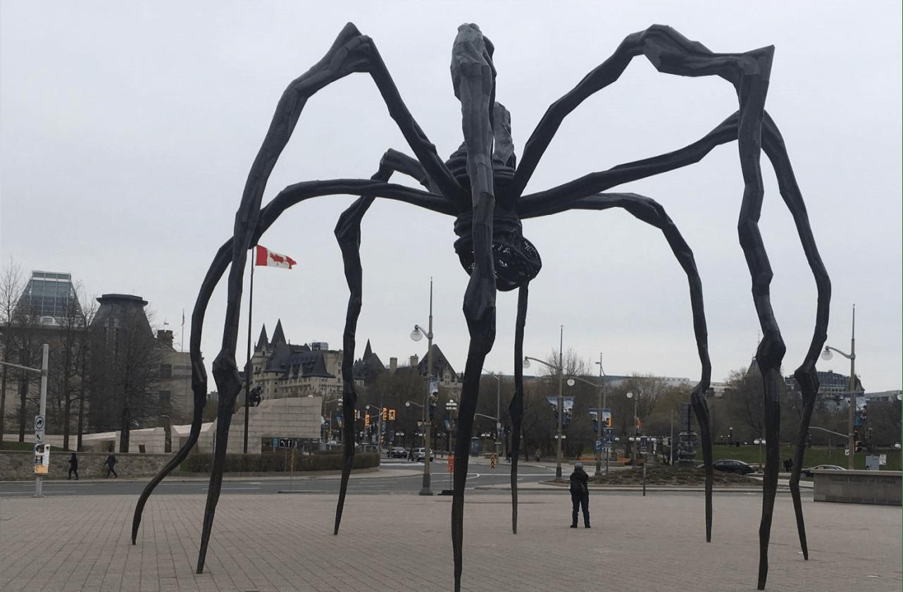 Maman, National Art Gallery