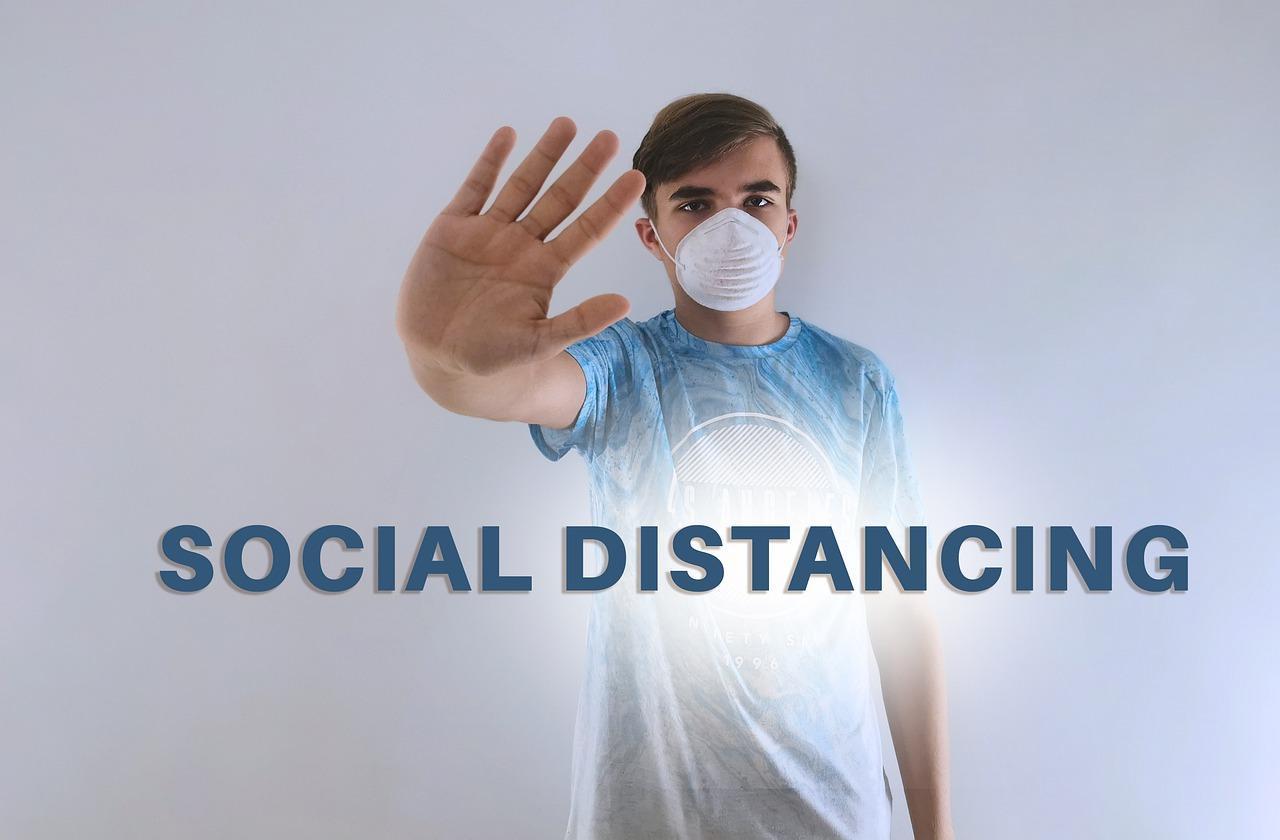 Quarantine vs isolation vs Social Distancing