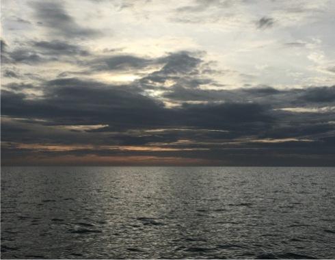 Sunset, Holbox